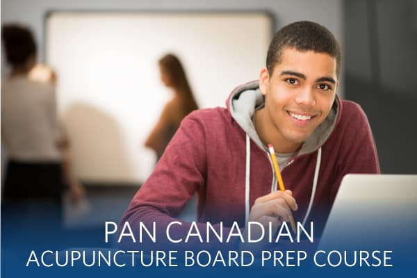 Pan Canadian Acupuncture Board Exams